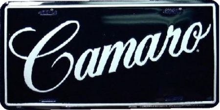CAMARO NOSTALGIC- LP