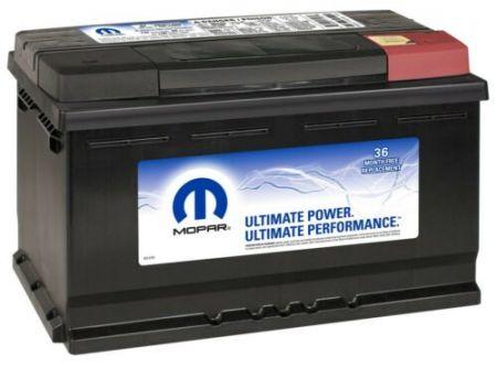 MOPAR Akku (Starterbatterie) 750CCA